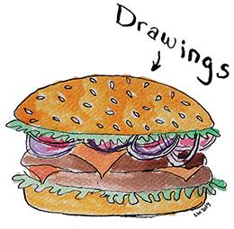 burgerdrawing255